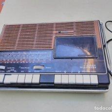 Radios antiguas: RADIO CASSETTE TELEFUNKEN C400 R 4 BANDAS . Lote 104034923