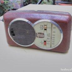 Radios antiguas: ANTIGUA RADIO TRANSISTOR OPTALIX ST. JAMES TYPE S.2 - AÑOS 60 - DESPIECE. Lote 104035395
