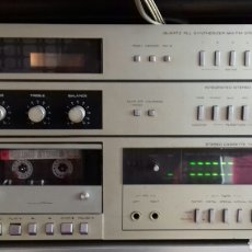 Radios antiguas: STEREO VINTAGE ROTEL RCX-840. Lote 104044167