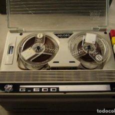 Radios antiguas: GRABADORA, REPRODUCTORA GELOSO G-600. Lote 104123815