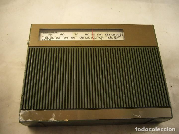 ADIO TRANSISTOR INTER (Radios, Gramófonos, Grabadoras y Otros - Transistores, Pick-ups y Otros)
