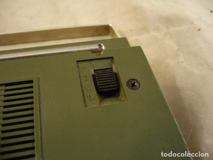 Radios antiguas: adio transistor inter - Foto 8 - 104132851