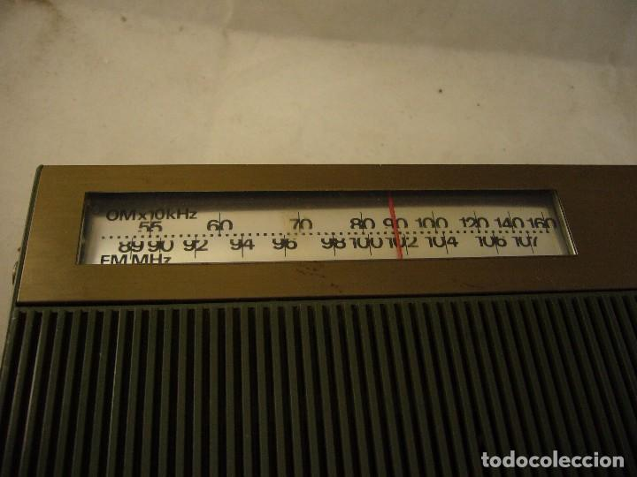 Radios antiguas: adio transistor inter - Foto 10 - 104132851