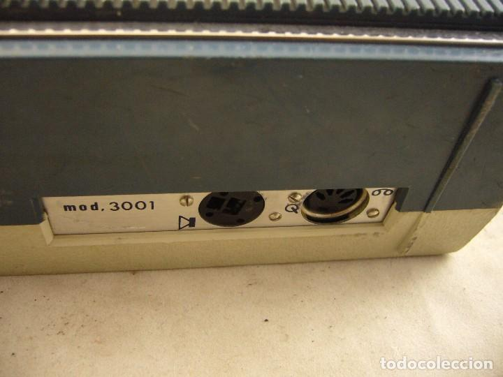Radios antiguas: RADIO KÖNIGER 3001 - Casetes. SPANISH RECEIVER. - Foto 2 - 104133883