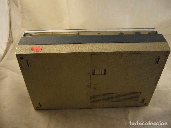 Radios antiguas: RADIO KÖNIGER 3001 - Casetes. SPANISH RECEIVER. - Foto 5 - 104133883