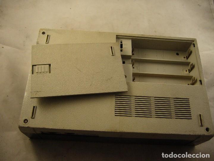 Radios antiguas: RADIO KÖNIGER 3001 - Casetes. SPANISH RECEIVER. - Foto 7 - 104133883