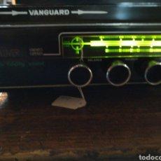 Radios antiguas: TOCADISCOS RADIO CASETTE VANGUARD. Lote 104240100