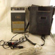 Radios antiguas: GRABADORA DE CASETES SIERA 9109. Lote 104268683