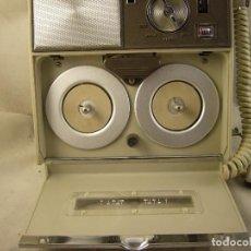 Radios antiguas: GRABADORA AÑOS 60, TRANSICORDER TR 500 MADE IN JAPAN SIN PROBAR. Lote 104269227