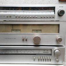 Radios antiguas: LOTE SINTONIZADORES LENCO SONY PHILIPS. Lote 104277319