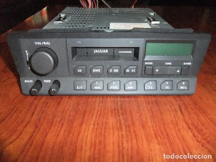 RADIOCASSETTE COCHE *JAGUAR* (Radios, Gramófonos, Grabadoras y Otros - Transistores, Pick-ups y Otros)