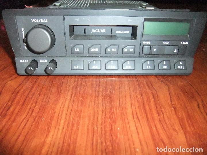 Radios antiguas: RADIOCASSETTE COCHE *JAGUAR* - Foto 8 - 104324795