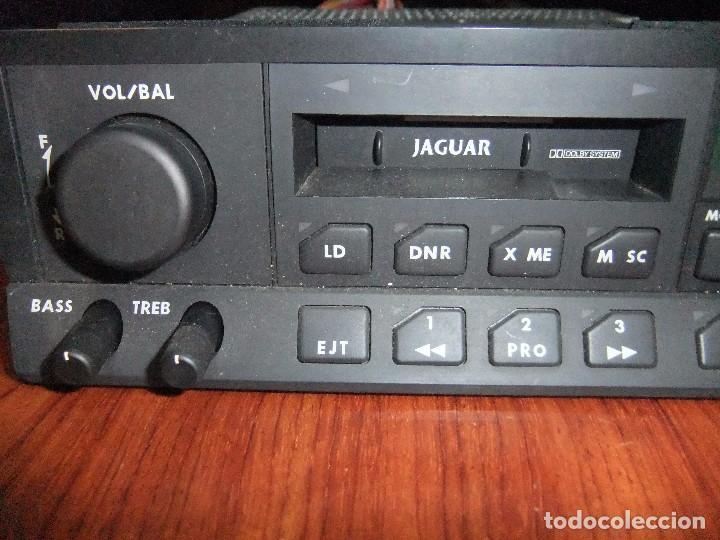 Radios antiguas: RADIOCASSETTE COCHE *JAGUAR* - Foto 9 - 104324795