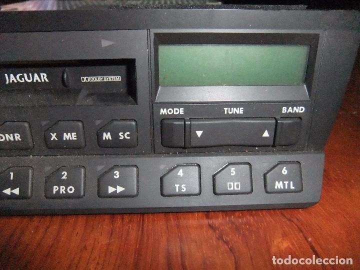Radios antiguas: RADIOCASSETTE COCHE *JAGUAR* - Foto 10 - 104324795