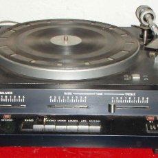 Radios antiguas: RADIO TOCADISCOS LUXOR. Lote 12690280