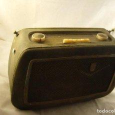 Radios antiguas: INSOLITA RADIO GRUNDIG SIN PROBAR. Lote 104428159