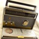 Radios antiguas: RADIO MULTIBANDAS ZENITH TRANS OCEANIC ROYAL 1000 . ZENITH MIRAR INTERIOR FUNCIONA. Lote 104429531