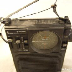 Radios antiguas: RADIO SANYO 4 BAND RECEIVER RP 8300. Lote 104578599