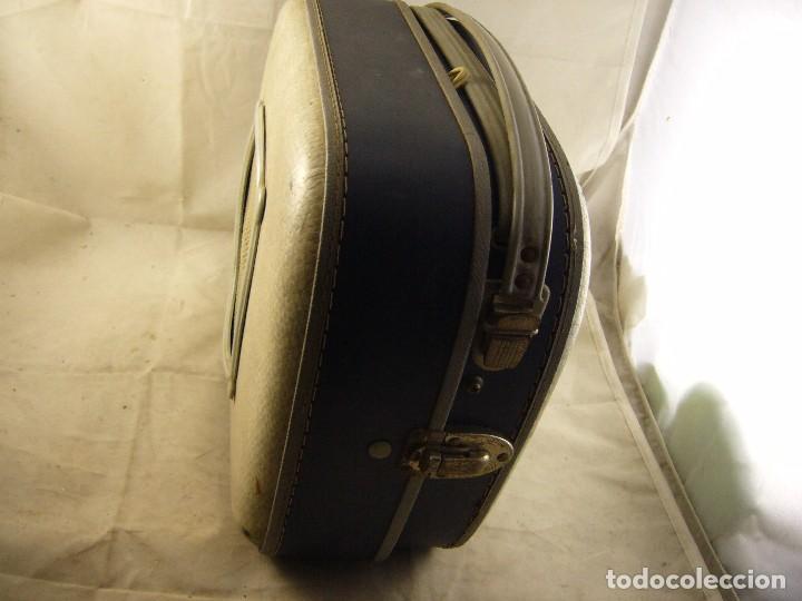 Radios antiguas: Tocadiscos teppaz lyon oscar La funda es el altavoz, Sin Probar - Foto 11 - 104592447