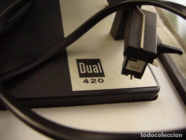Radios antiguas: Tocadiscos de maleta bettor mark 62 Probado - Foto 2 - 104674571