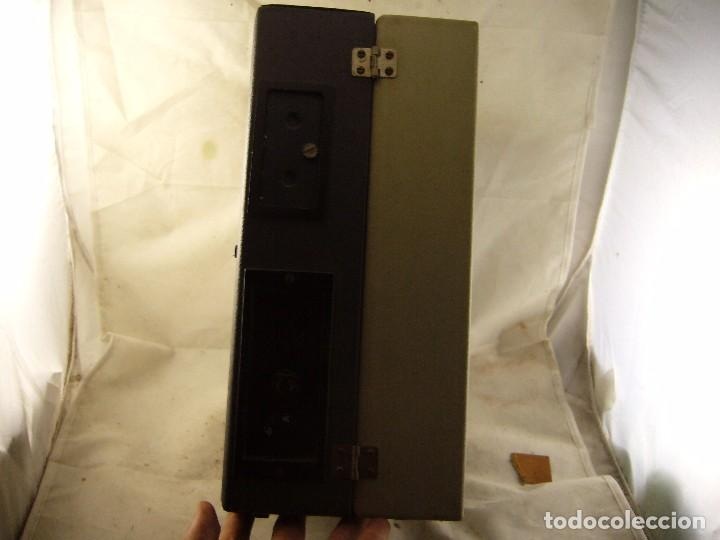 Radios antiguas: Tocadiscos de maleta bettor mark 62 Probado - Foto 4 - 104674571