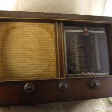 Radios antiguas: RADIO INVICTA 401 SIN PROBAR. Lote 104687647