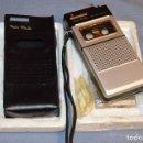 Radios antiguas: FAIR MATE CS-696 JAPAN - SUPER MINI RECORDER - AÑOS 70 - NUEVA / NOS - ¡IMPRESIONANTE!. Lote 104803827