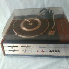 Radios antiguas: TOCADISCOS GARRARD 2025TC. Lote 104850258