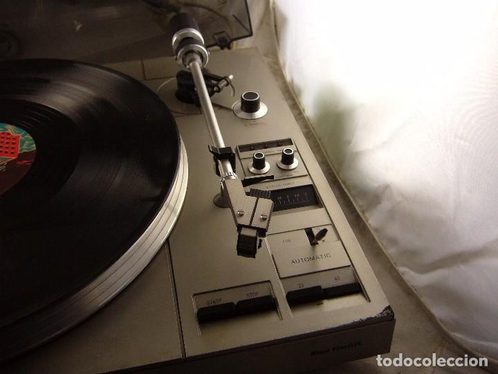 Radios antiguas: Tocadiscos giradiscos plato grundig ps 3000 Sin Probar, Tapa Rota - Foto 6 - 104858515
