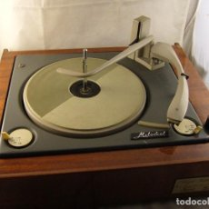 Radios antiguas: TOCADISCOS MELODIAL HIGH FIDELITY SIN PROBAR. Lote 104862503