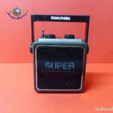 Radios antiguas: ,,,PEQUÑA RADIO PILAS,,,PANASHIBA,,,. Lote 104895699