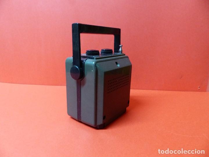 Radios antiguas: ,,,PEQUÑA RADIO PILAS,,,PANASHIBA,,, - Foto 2 - 104895699