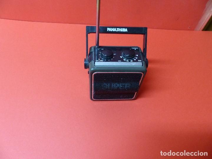 Radios antiguas: ,,,PEQUÑA RADIO PILAS,,,PANASHIBA,,, - Foto 4 - 104895699