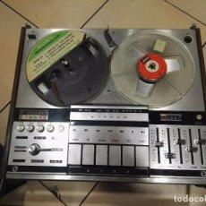 Radios antiguas: MAGNETOFONO GRUNDIG TK 248 HI-FI SIN PROBAR TAPA INCLUIDA. Lote 105154383