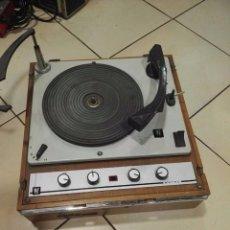 Radios antiguas: TOCADISCOS PE STEREO SIN PROBAR SIN TAPA. Lote 105156451