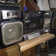Radios antiguas: RADIO CASSETTE SONY 1000 L. Lote 105169987
