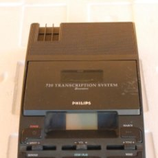 Radios antiguas: PHILIPS TRANSCRIPTION SYSTEM 720 EXECUTIVE LFH 0720/01- MADE IN AUSTRIA. Lote 105378347