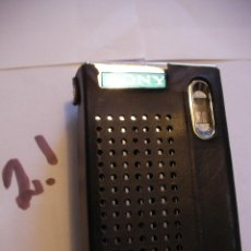 Radios antiguas: ANTIGUA RADIO TRANSISTOR SONY . Lote 105682491
