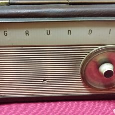 Radios antiguas: RADIO GRUNDIG. Lote 105736812
