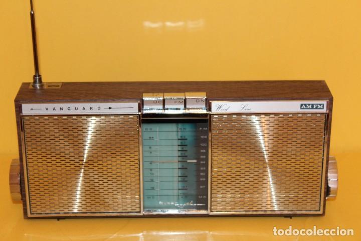 Radios antiguas: ANTIGUA RADIO TRANSISTOR VANGUARD - SUPER JET - AÑOS 60 NUEVA EN SU CAJA - Foto 16 - 105798939