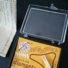 Radios antiguas - Aguja de diamante Fox 40 DST ZST - 105816910