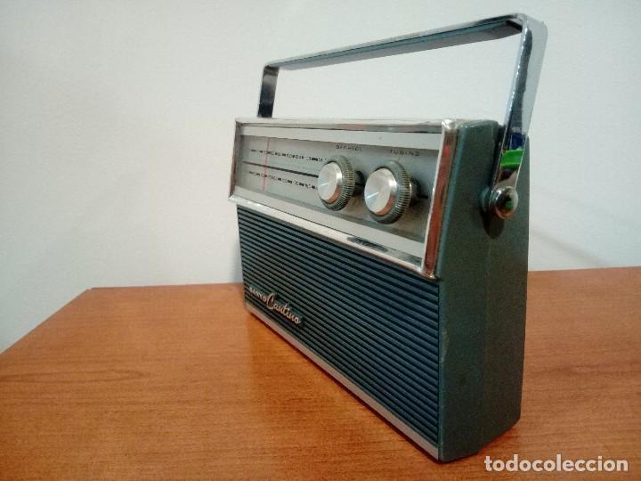 Radios antiguas: Radio transistor Sanyo Cantino 10f-821 - Foto 2 - 105888423