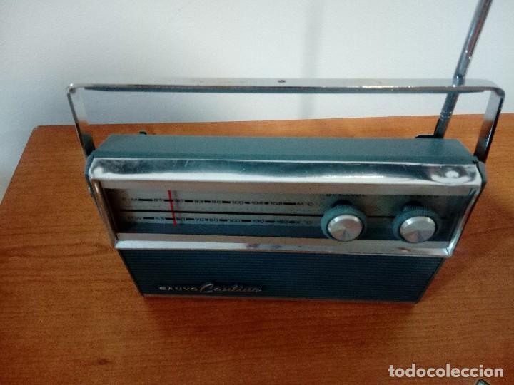 Radios antiguas: Radio transistor Sanyo Cantino 10f-821 - Foto 6 - 105888423