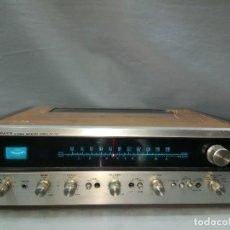 Radios antiguas: RECEPTOR STEREO PIONEER SX 727 - 195 WPC - SILVER FACE -AÑOS 70 ( ENCIENDE /PERO NO PROBADO) . Lote 105985695