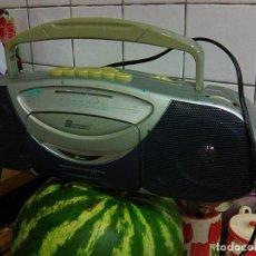 Radios antiguas: RADIOCASSETTE NEVIR AÑOS 90´S - RADIO CASSETE VINTAGE. Lote 106046955