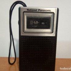 Radios antiguas: RADIO TRANSISTOR DE MANO NATIONAL PANASONIC. Lote 106064135