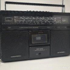 Radios antiguas: GRUNDIG RR 640 PROFESSIONAL STEREO RADIO CASSETTE . Lote 106538179