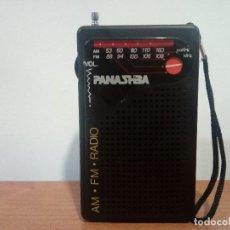Radios antiguas: 33-RADIO TRANSISTOR DE MANO PANASHIBA. Lote 106576895