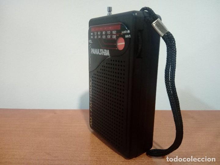 Radios antiguas: 33-Radio transistor de mano Panashiba - Foto 2 - 106576895