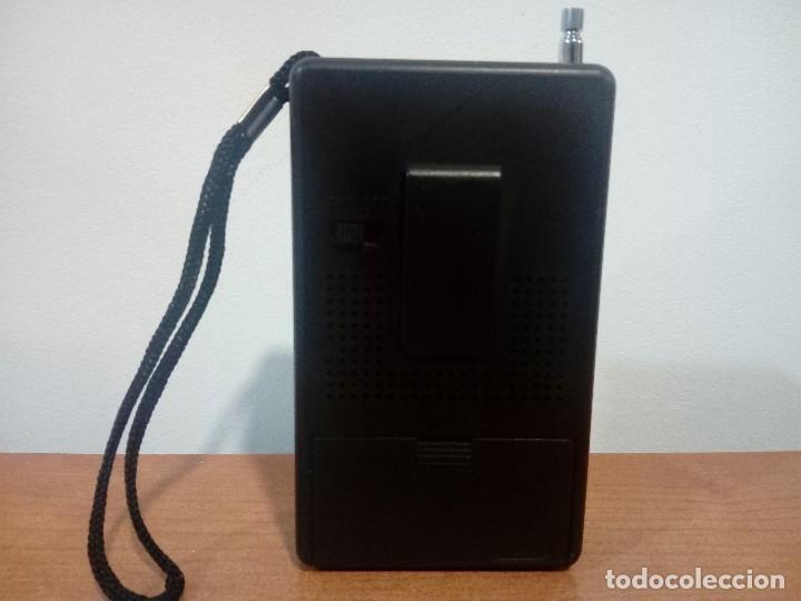 Radios antiguas: 33-Radio transistor de mano Panashiba - Foto 3 - 106576895